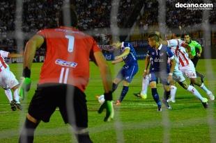 Nacional - Con tres goles de la Cantera