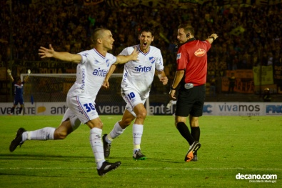 Nacional vs Peñarol - Amistoso de verano