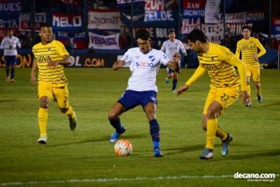 Nacional vs Boca Juniors - Libertadores 2016