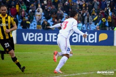 Peñarol vs Nacional - Cl. 2016